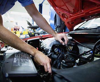 Tagliando Motore Ferrari V308